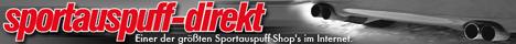 Sportauspuff-Anlagen zum online bestellen ... schnell - einfach - direkt!