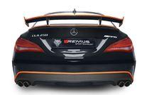 REMUS Duplex Racing Komplettanlage Mercedes-Benz CLA 250 4matic 211 PS ab Bj. 2013