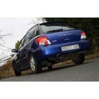 FOX Racing Komplettanlage 129x106mm Subaru Impreza GD/GG ab 2000