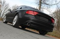 FOX Duplex Racing Sportauspuffanlage für Audi A7 4G recht/links 115x85mm Typ 38