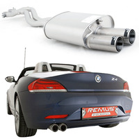 Remus Sportauspuff BMW Z4 E89 Cabrio links 2 x84 mm Street Race