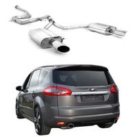 1_FOX Racinganlage ab Kat. Ford S-Max ab Bj. 06 2.5l rechts links je 1 x 115x85mm Porsche Design