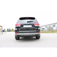 FOX Duplex Sportauspuff Jeep Grand Cherokee WKII ab 2014 rechts links je 2x106x71mm