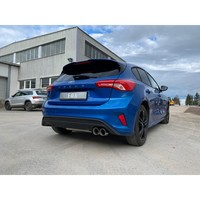 FOX Komplettanlage ab Kat. Ford Focus IV ST-Line starre Hinterachse rechts 2x90mm Absorber