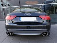 Audi S5 Typ B8 Coupe ab Bj. 07 4.2l  EISENMANN Sportauspuff rechts links je 2 x 83mm - RACE Version