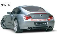 _Supersprint Duplex-Sportauspuffanlage 2x80mm ab Kat. - BMW Z4 M (Roadster und Coupe) 3.2i ab 06