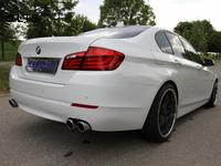 EISENMANN Sportauspuffanlage BMW 5er F10 Limousine ab Bj. 10 535i  rechts links je 2 x 90mm RACE Version