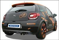 CNC3-DS85R_0.jpg_BASTUCK Sportauspuff Citroen DS3 Racing u. Turbo 1.6l - 2 x 85mm (RohrØ 63mm)