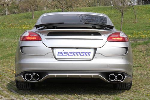 Porsche 911 Targa Cabriolet Vorschalldämpfer Mittelschalldämpfer Schalldämpfer